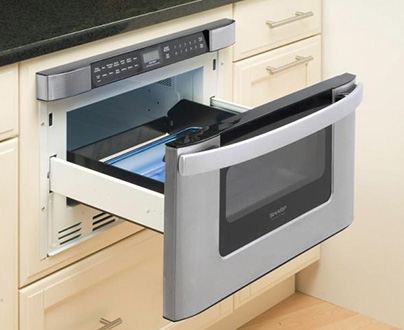 Microwave Drawers